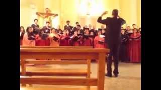 DREI MOTETTEN Op. 69 N 2 Mendelssohn - Coro UNLP 2014