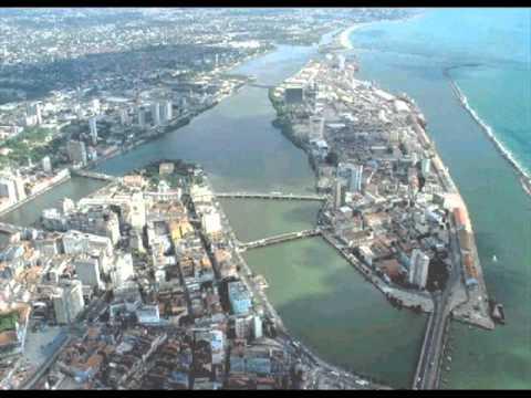 Recife a Veneza Brasileira e Capital do Nordeste