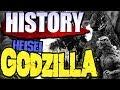 ‡ HISTORY — Heisei Godzilla|KAIJU PROFILE