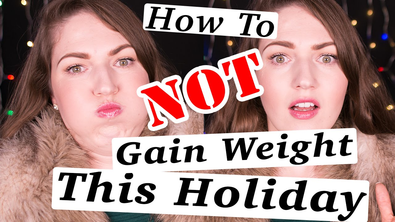How Not to Gain Weight This Holiday