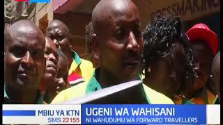 Wahudumu wa magari ya abiria ya forward travellers watembelea watoto mayatima Kayole