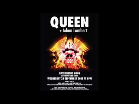 [2016.09.03] Queen interviews on HK Radio 903FM - Part 1 Roger Taylor - Wong Chi Chung