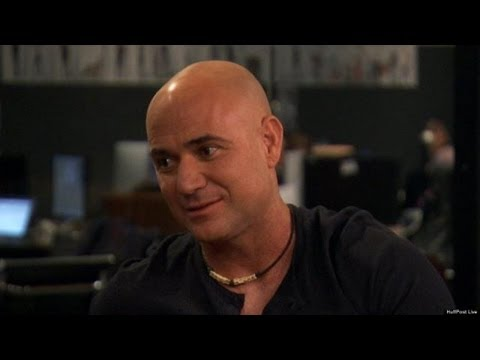 Andre Agassi's Crystal Meth Use | HPL