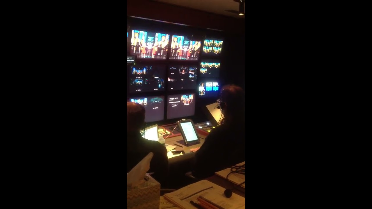 The 67th Annual Tony Awards 2013 Behind the Scenes - Director on FIRE!