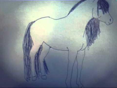 Paard Tekenen Stap Bij Stap 2 Youtube