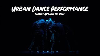 [TD STUDIO] URBAN DANCE Performance (JOPE CHOREOGRAPHY)  / (2nd Dance Concert)