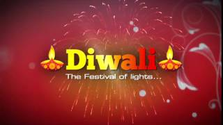Diwali Motion Graphics Background | Motion Graphics