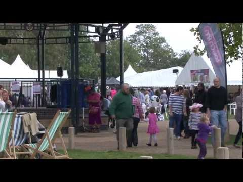 Stratford-upon-Avon Food Festival Business Promotional Video