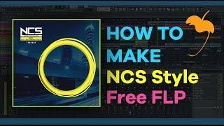 NCS Style // Progressive House | Creating The Drop EP#2 [FL studio] + FLP ♫