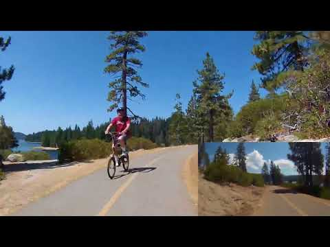 Bike Union Valley: Around Wolf Creek in a Day