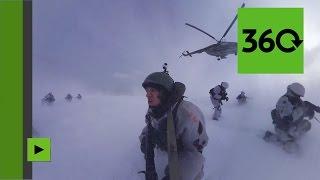 Manœuvres militaires à 360 degrés : les forces d'élite russes prennent l'assaut d'une unité blindée