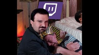 DSP Tries It - Defending His Halloween Decorations, The Importance Of Patreon, Tut Back At It