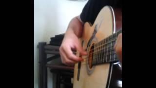 Hungarian sonata (guitar classic)