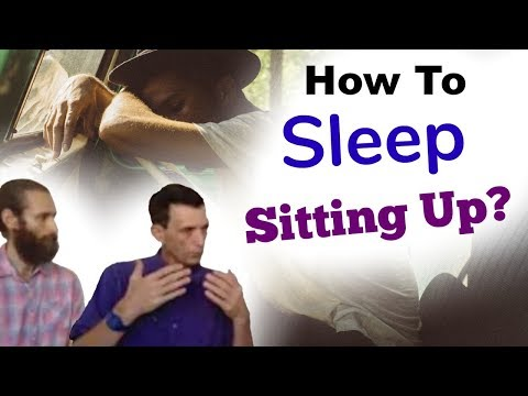 how-to-sleep-sitting-up?-sleeping-sitting-instructions---interview-with-dr.-artour