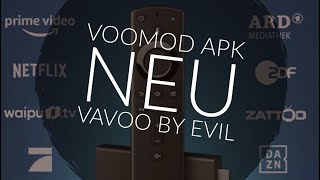 🔴Vavoo Live Tv neu Apk by Evil mit fire stick Tv