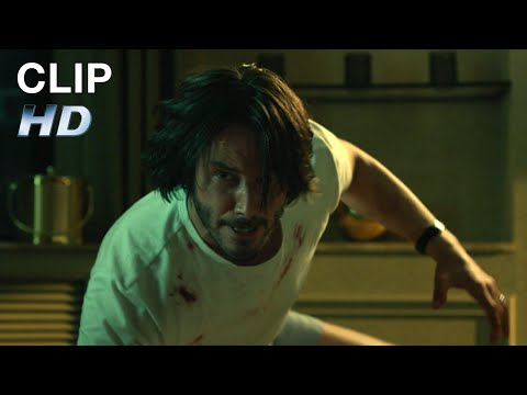 "JOHN WICK | Clip ""Ungebetene Gäste"" | Ab 29. Januar im Kino!"