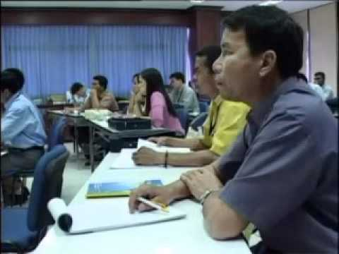 The International Training Course On Coastal Fisheries Management And Extension Methodology [Part1]