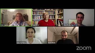 Tasarım Sohbetleri: STEAM (Bilim, Teknoloji, Sanat ve Matematik)