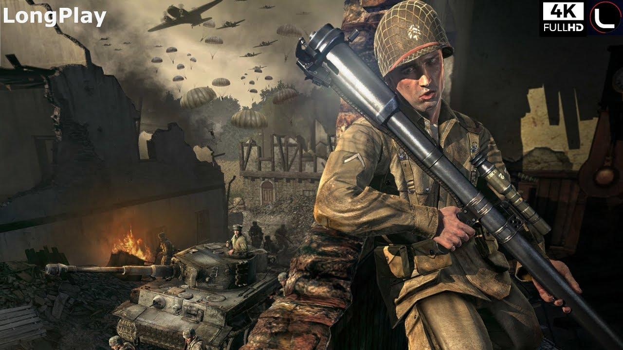 Ps2 Medal Of Honor Vanguard Longplay 4k 60fps Youtube
