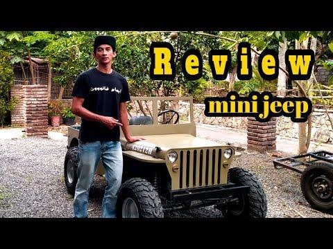 Review Mini Jeep Rimbono Homestay 1.500 USD
