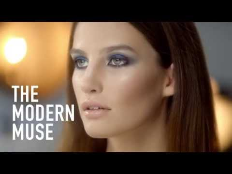 MAX FACTOR   MAKE-UP TUTORIAL   THE MODERN MUSE    FULL LENGTH