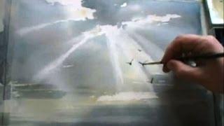 КАК научиться РИСОВАТЬ. Небесный свет АКВАРЕЛЬ(ПОЛНЫЙ КУРС АКВАРЕЛИ НА ВИДЕО http://waterondvd.ru/master5 Заказывайте прямо сейчас, каждое отложенное мгновение отдаля..., 2013-02-04T17:17:30.000Z)