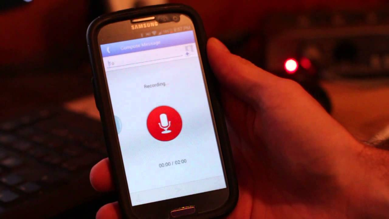 How To Leave A Voicemail Without Dialing Or Calling On The Galaxy S3 Sneaky!