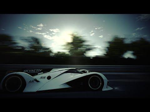 Mazda Vision Gran Turismo LM55 Recalls the Awesome Furai [w/ Video]