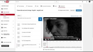 Video how to add subtitles on youtube download MP3, 3GP, MP4, WEBM, AVI, FLV Maret 2018