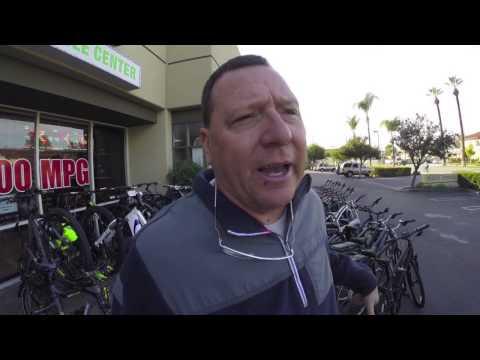 Electric Bicycle Center in Fullerton California