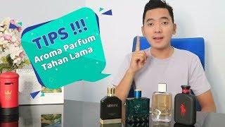 Tips! Aroma Parfum tahan lama