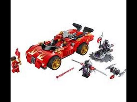 Lego Ninjago X Ninja Supercar Youtube