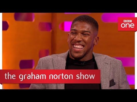 Tom Hanks gives Anthony Joshua a boxing name - The Graham Norton Show - BBC One