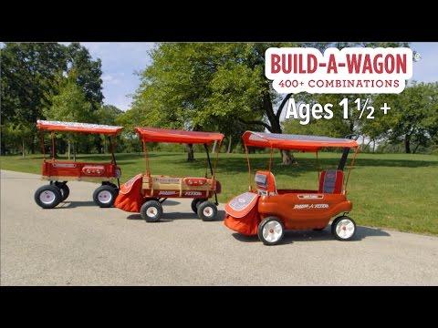 Radio Flyer Build-A-Wagon®