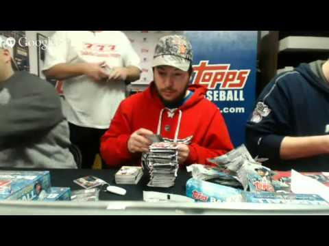 TOPPS TIME: 2015 Topps Series 1 Case Break (Central time zone)