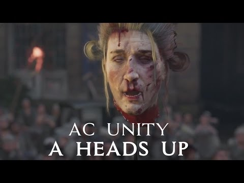Assassins Creed Unity Decapitation Scene