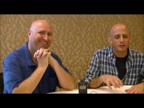 Timeless  Eric Kripke, Shawn Ryan  Comic Con