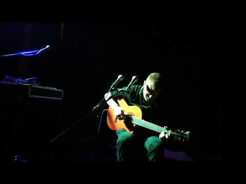 Matt Elliott - I only wanted to give you everything - Freakout 18Nov2017, Bologna