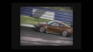 Nissan GT-R SpecV Model Videos
