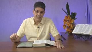 2020-04-01 - Aprendendo a orar com Josué - Rev Weber - Transmissão de Estudo Bíblico