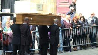 Obsèques du comédien Jean Rochefort