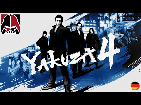 Yakuza 4 - Deutsch / German One-Shot - Sky Finance