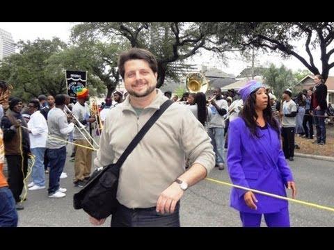 New Orleans Mardi Gras begins - 2014