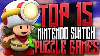 Top 15 Nintendo Switch Puzzle Games | 2020