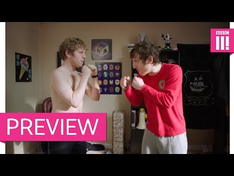 Owen slaps some confidence into Josh - Josh: Episode 4 Preview - BBC Three
