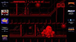 The Terminator Ending (Sega Genesis) 1080p HD