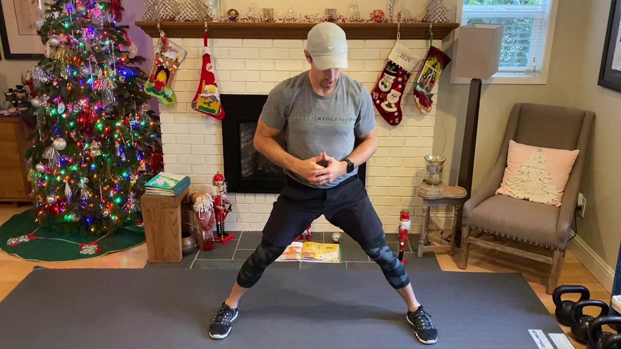 12 Days/Workouts 'till Christmas