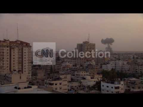 GAZA CONFLICT:VOICE OF PALESTINIAN COUNCIL MEMBER