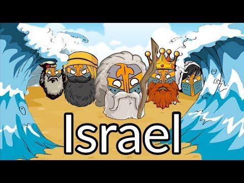 A História De Israel: A Origem Dos Hebreus E Judeus