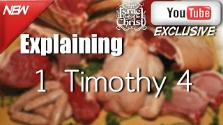Download Video The Israelites: Explaining - 1 Timothy 4 MP3 3GP MP4